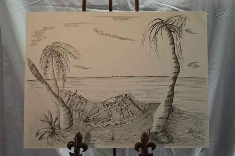 The Beach Wreck