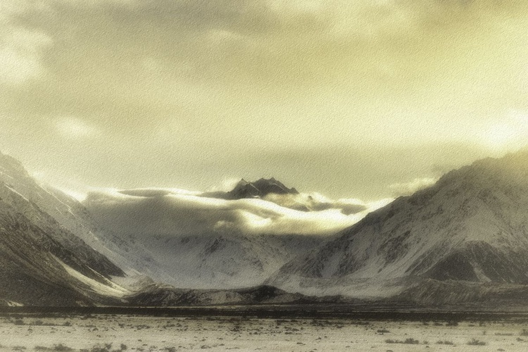 Near Mount Cook - Image 0