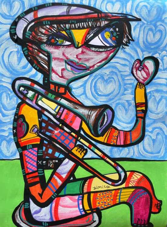 Jazz life - 29x42
