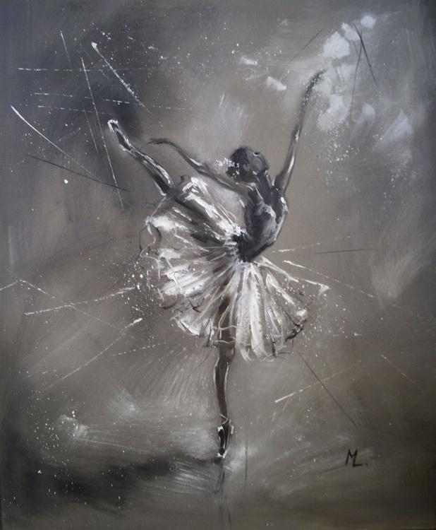""""""" GIRL IN BALLET  """" - Image 0"""