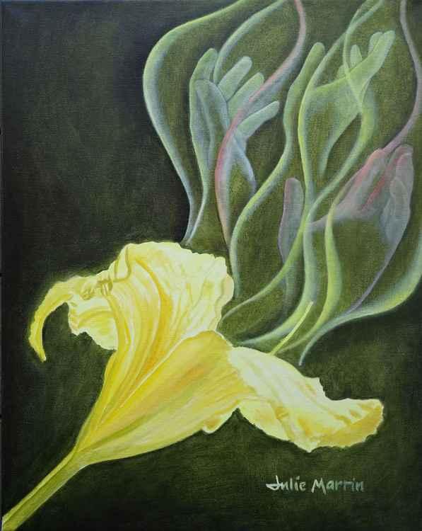 Praise Flower #5 -