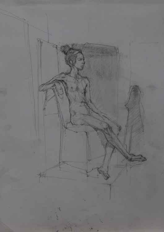 A slender model -