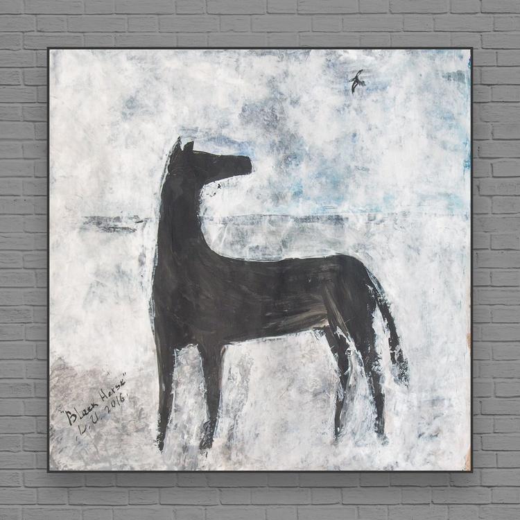 Black Horse - Image 0