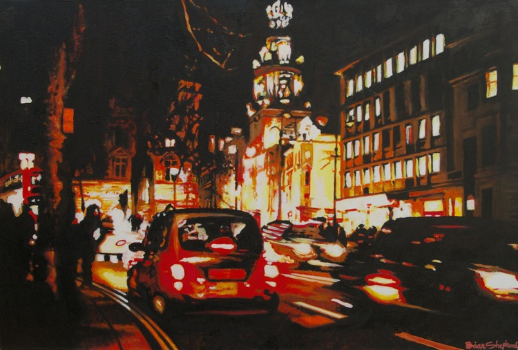Evening Lights - Image 0