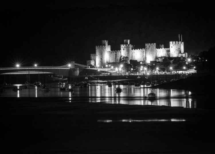 Conwy Castle -