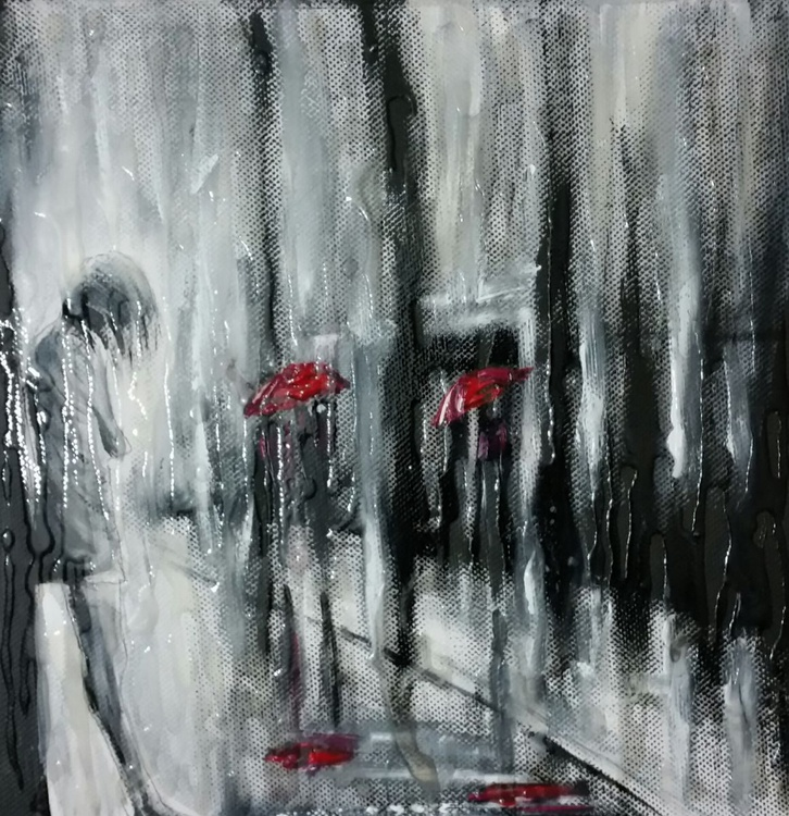 Crying in the rain - Image 0