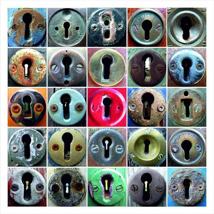 Keyholes mortice -