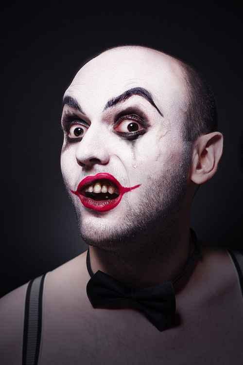 Clown#1 -