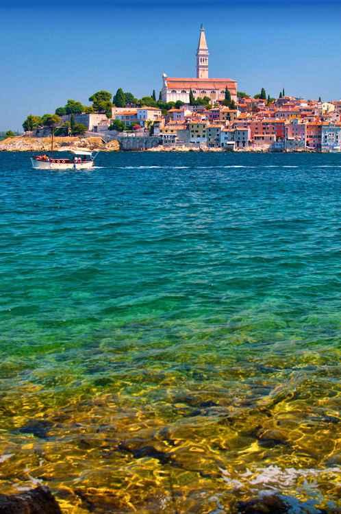 Rovinj Croatia -