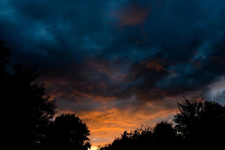 Sunset over Somerset - Image 0