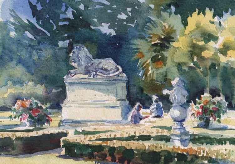 Sunbury Walled Garden -