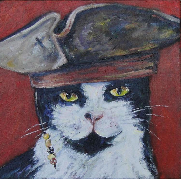 Captain Jack Cat - Image 0