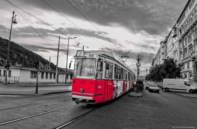 Budapest tram -