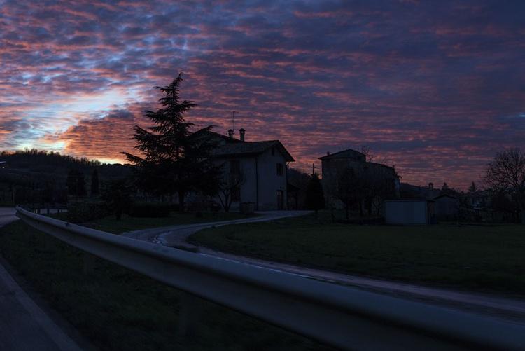 Impressionists Sunset - Image 0