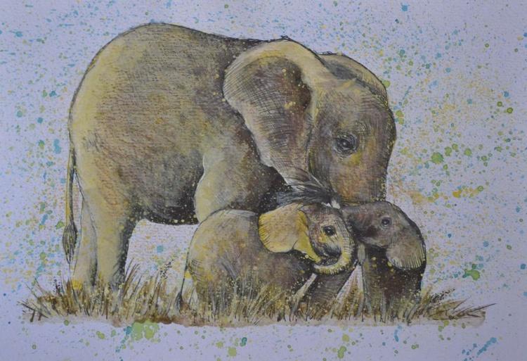 Elephants - Image 0