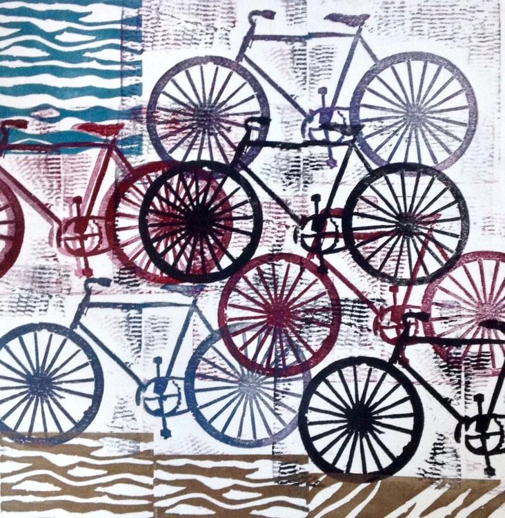 Le Peloton, The Bike Race - Image 0