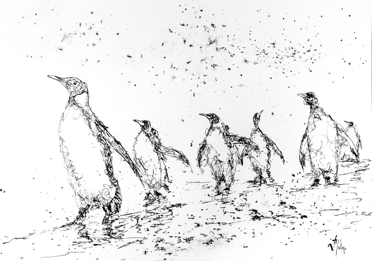 Emperor Penguin - Image 0