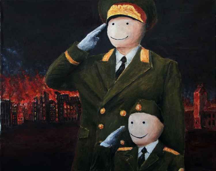 Belarus in Fire