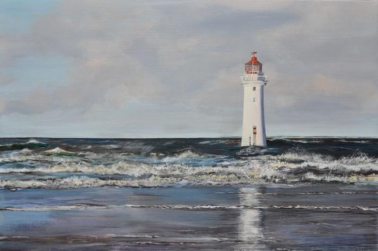 Perch Rock Lighthouse - Image 0