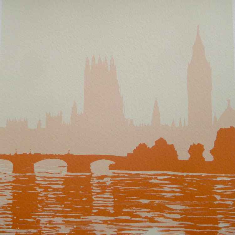 Dawn, Westminster -