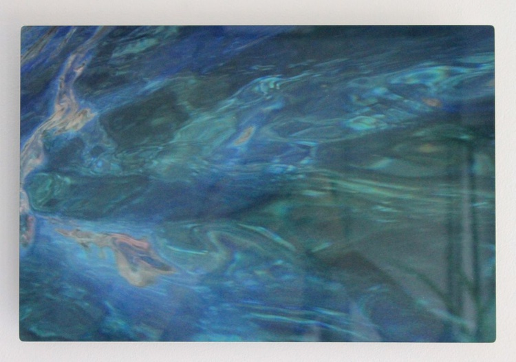 'Water-Lily, Homage to Monet' (HD METAL) - Image 0