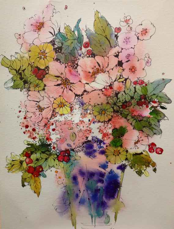 Fantasy Floral