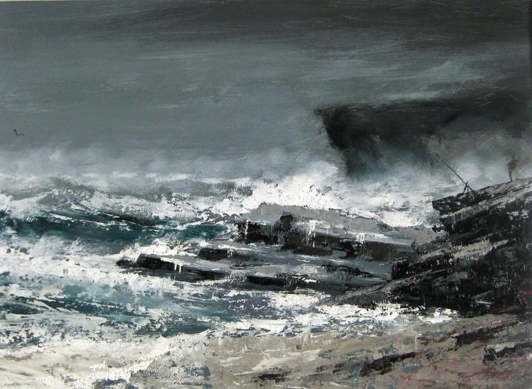 The Sea-angler - Image 0