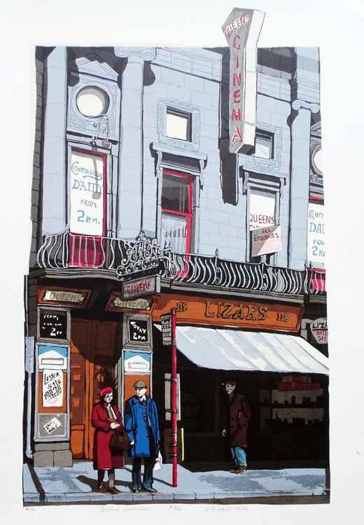 Queen's Cinema, Aberdeen Scotland -