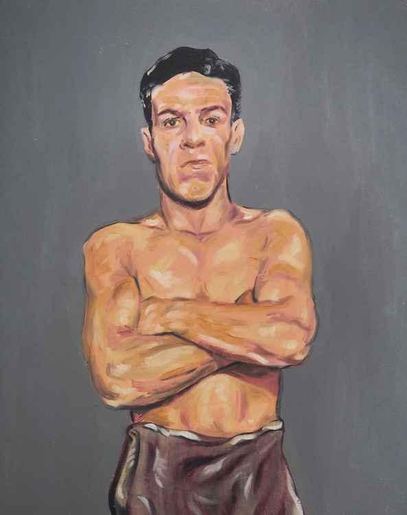 Vintage Boxer -