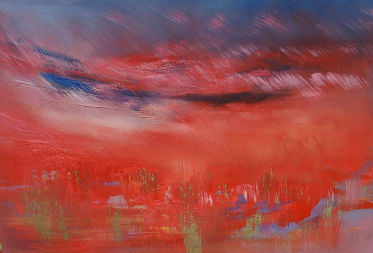 Red Sky at Night - Image 0