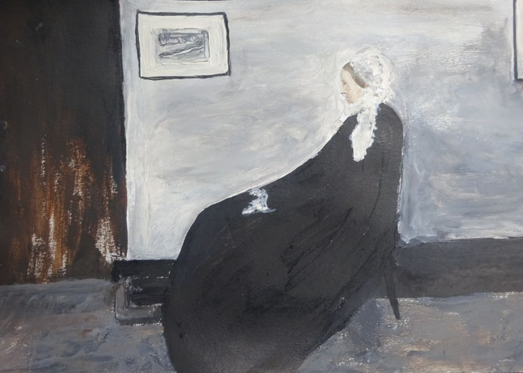 Whistler's Mother - Image 0