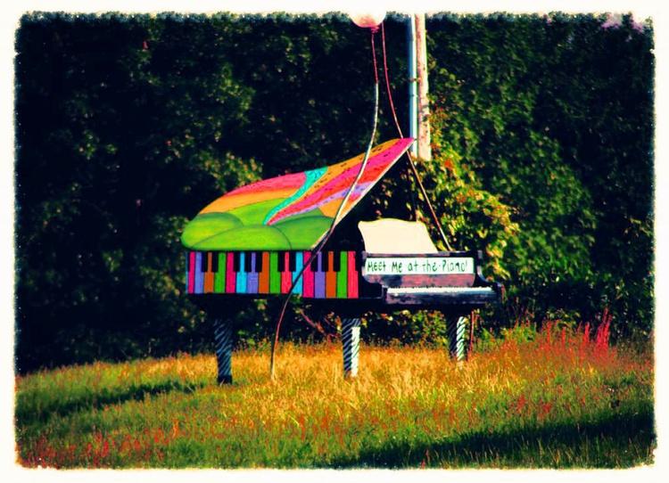 Meet me at the piano - Image 0