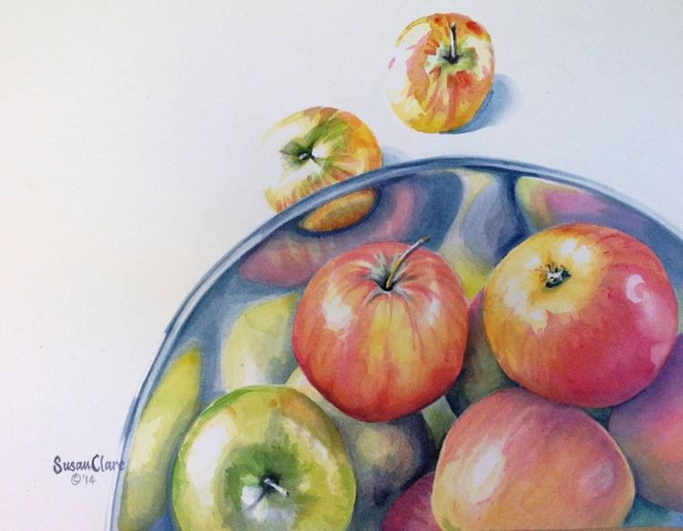 Organic Apples - Image 0