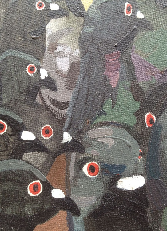 A Loft of Pigeons - Image 0