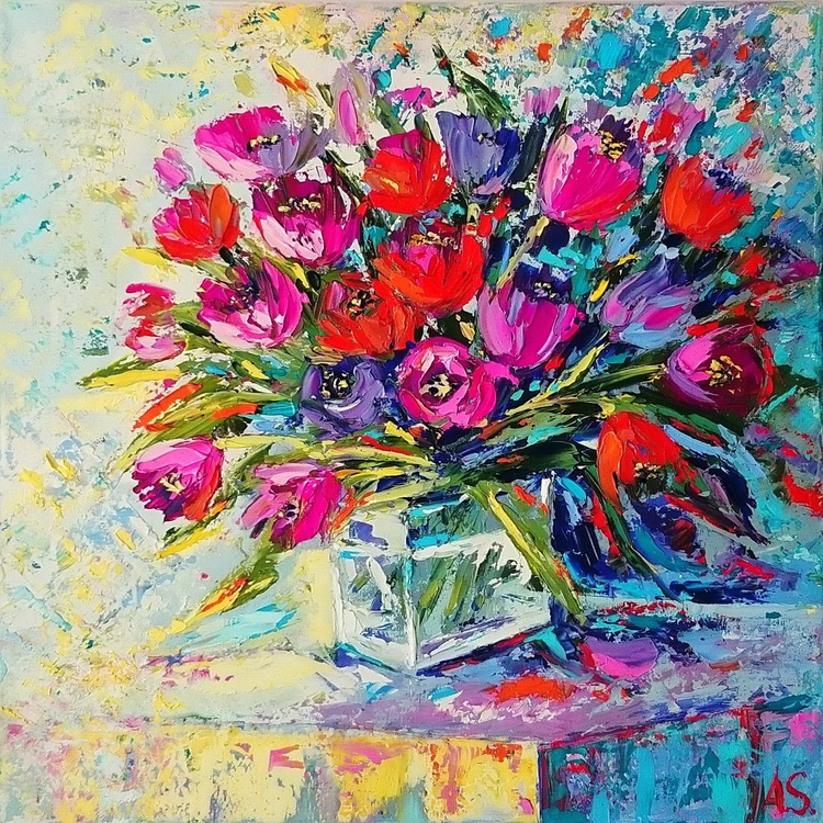 Tulips flowers - Image 0
