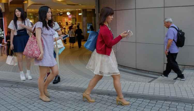 Street Life, Tokyo -