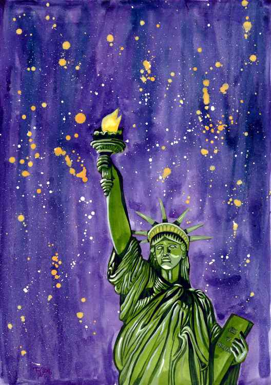 Statue of Liberty -