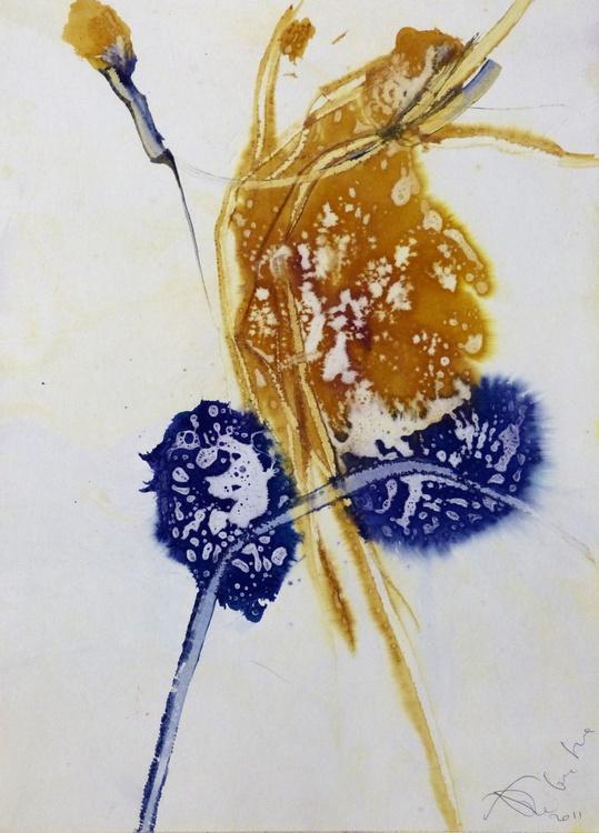 Ink on Paper #267, 29x41 cm - Image 0