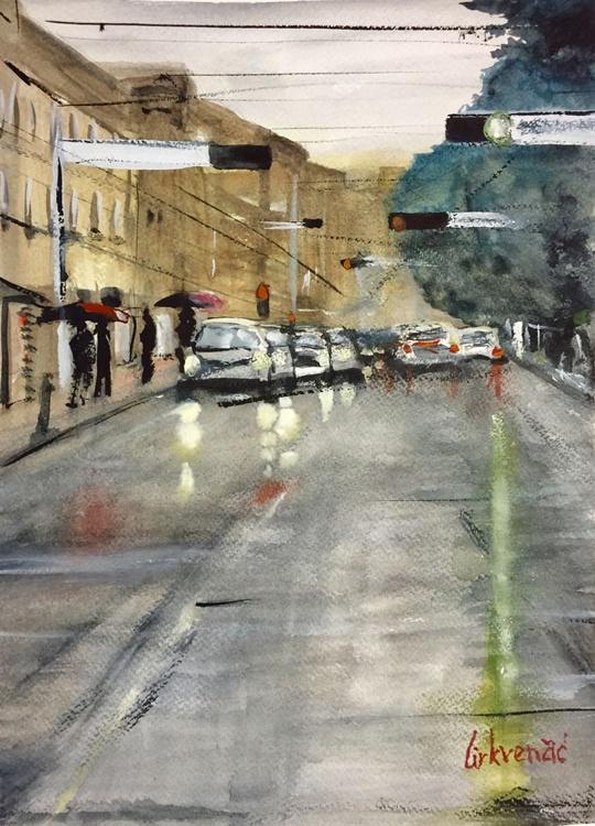 Rainy streets - Image 0