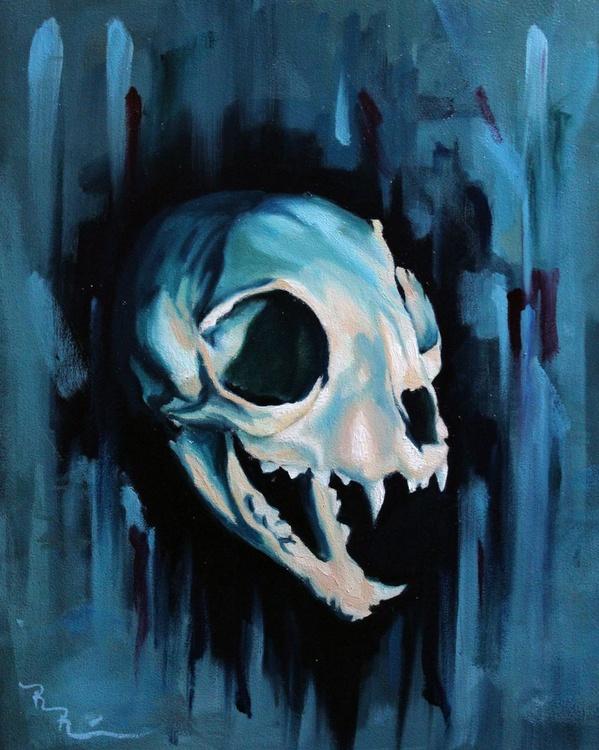 """""""Skull No. 03"""" - Image 0"""