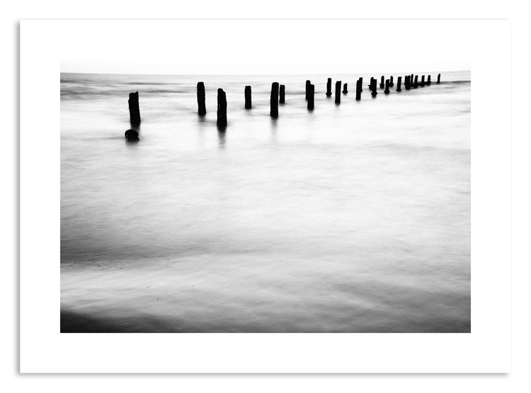 Beit Yanai beach - A single limited edition hand signed print (1 of 1) - Image 0