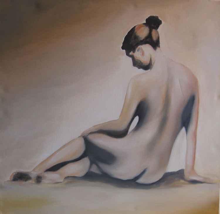 Ocre Nude -
