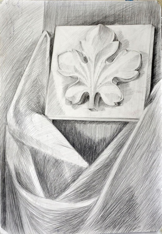 2016_SKETCH#46_PENCIL ON PAPER_42X59 - Image 0