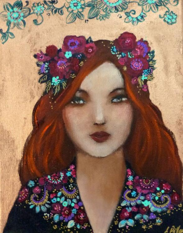 Anaïs en fleurs - Image 0