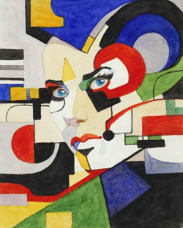 Bauhaus Girl -