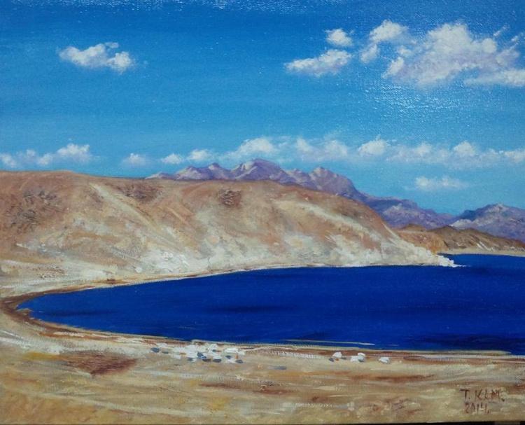 The Manosarovar Lake - Image 0