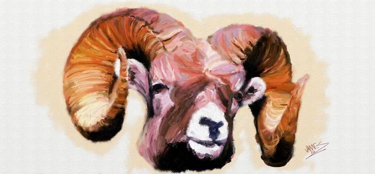 Bighorn Ram - Image 0