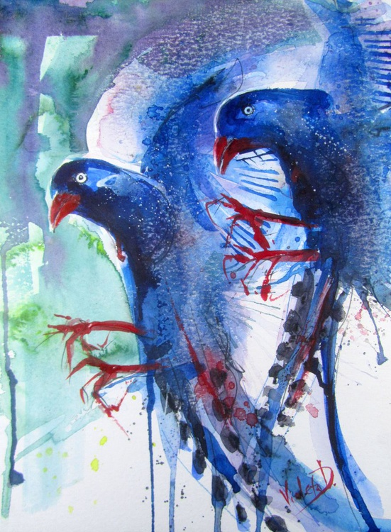The Taiwan Blue Magpies - Image 0