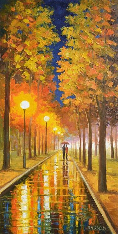 Romantic Walk in the Park - Image 0
