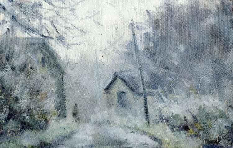 mornig mist